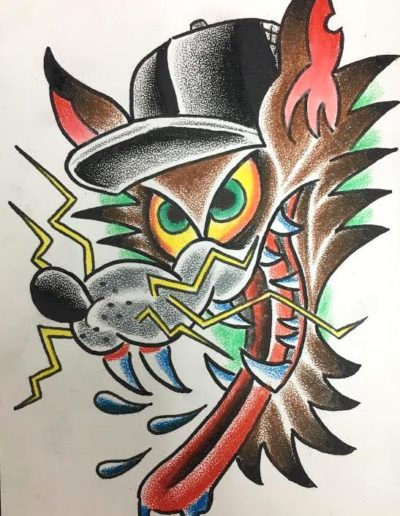 Steve Tiberi Tattoos