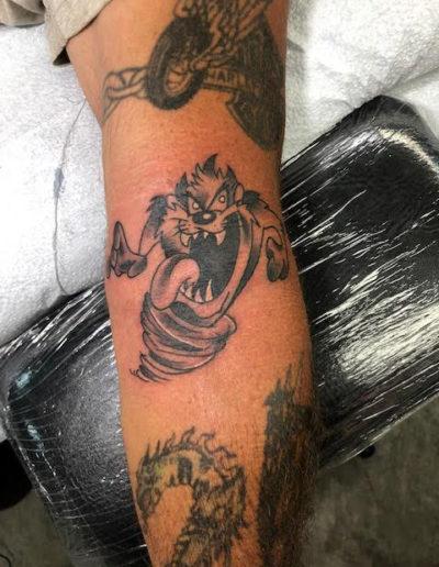 Chris Williams Tattoos