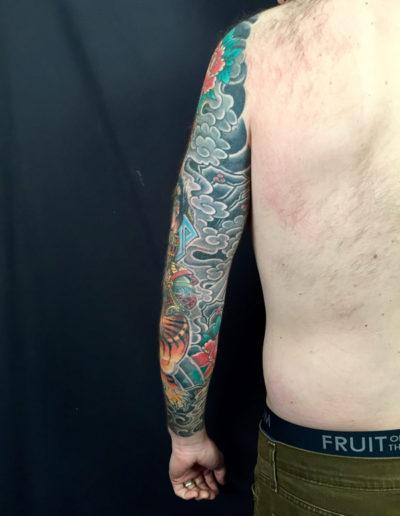 Lester Garcia Tattoos